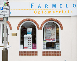 Farmilo Optometrist