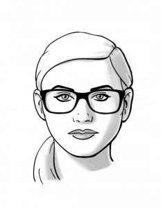 Woman cartoon