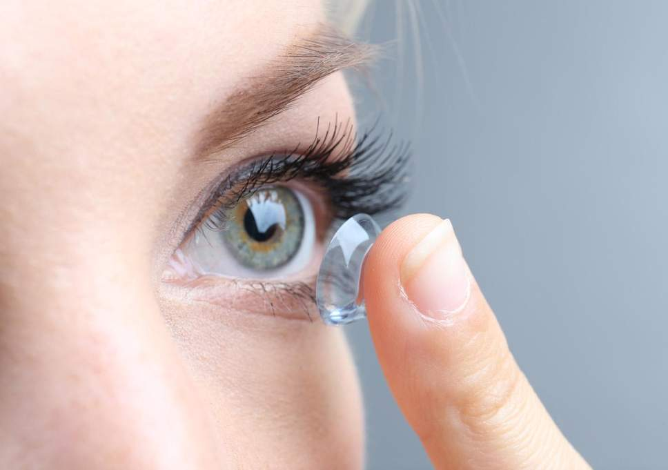 Contact lenses office