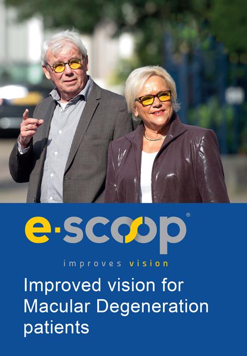 E-scoop Lens