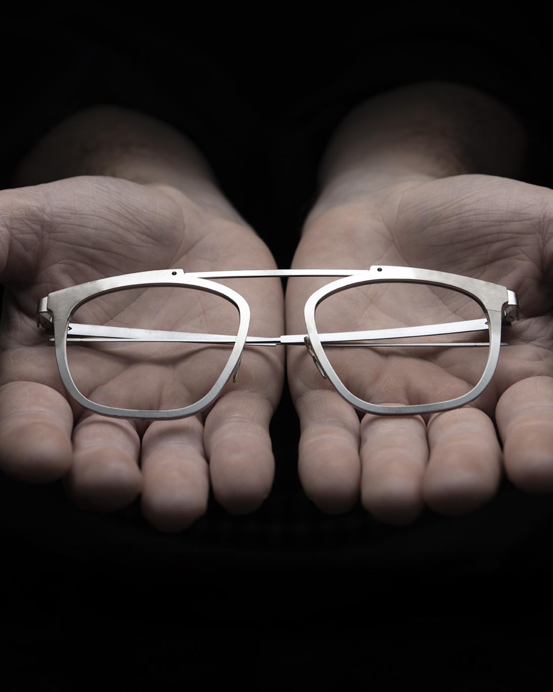 Titanium Frame